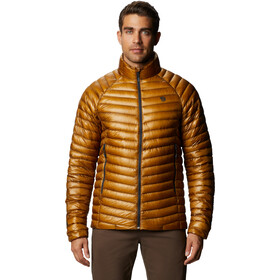 Mountain Hardwear Ghost Whisperer/2 Veste Homme, golden brown